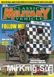 Classic Military Vehicle №157