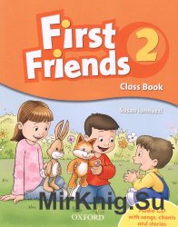 First Friends 2 + Audio