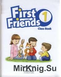 First Friends  1 + Audio