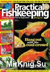 Practical Fishkeeping September 2016