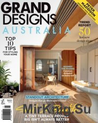 Grand Designs Australia - Issue 5.4 2016