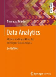 Data Analytics: Models and Algorithms for Intelligent Data Analysis