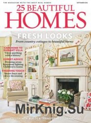 25 Beautiful Homes - September 2016