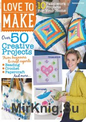 Love to make with Woman's Weekly - September 2016