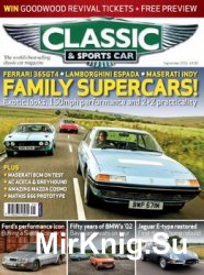Classic & Sports Car - September 2016 (UK)