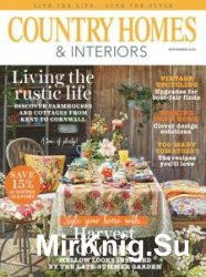 Country Homes & Interiors - September 2016