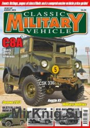 Classic Military Vehicle №147