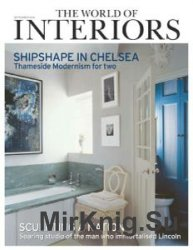 The World of Interiors - September 2016