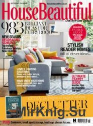 House Beautiful - September 2016 (UK)