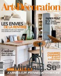 Art & Decoration No.516 - Septembre 2016
