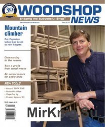 Woodshop News №6 - June 2016