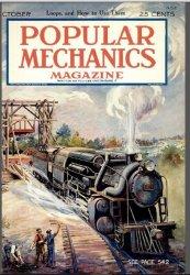 Popular Mechanics №10 1925
