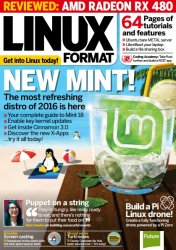 Linux Format - Summer 2016  UK