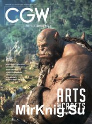 Computer Graphics World July-August 2016