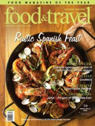 Food & Travel – August-September 2016