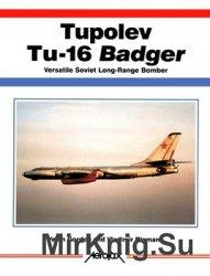 Tupolev Tu-16 Badger: Versatile Soviet Long-Range Bomber