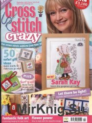 Cross Stitch Crazy №102, 2007