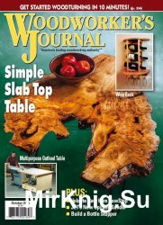 Woodworker's Journal №5 - October 2015