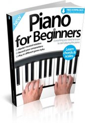 Piano for Beginners, 6th edition