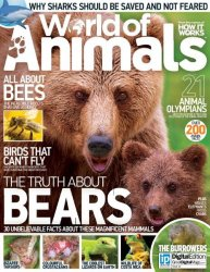 World of Animals - Issue 36 2016  UK