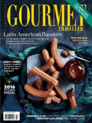 Gourmet Traveller - July 2016