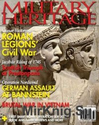 Military Heritage 2013-07