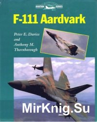 F-111 Aardvark (Crowood Aviation Series)