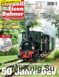 Modelleisenbahner 2016-09