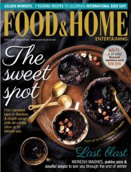 Food & Home Entertaining - August 2016