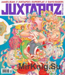 Juxtapoz Art & Culture Magazine September 2016