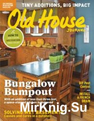 Old House Journal - September 2016