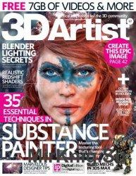 3D Artist Issue 97 2016