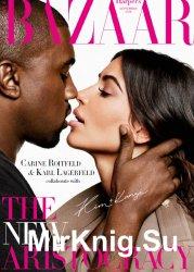 Harper's Bazaar Australia - September 2016