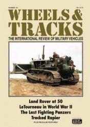 Wheels & Tracks №65