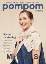 PomPom Quarterly №16 Spring 2016
