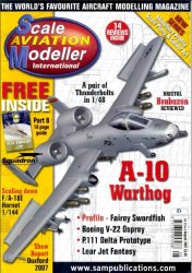 Scale Aviation Modeller Internatational №8 2007