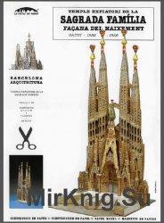 Sagrada Familia [La Ciutar de paper]