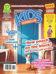 Kids Superclub - Issue 22 2016