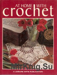 At home with crochet