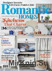 Romantic Homes - September 2016