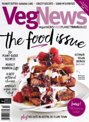 VegNews – September-October 2016