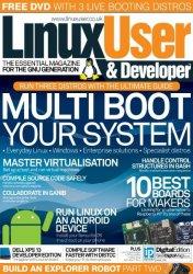 Linux User & Developer – № 168 2016