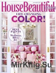 House Beautiful - September 2016 (USA)