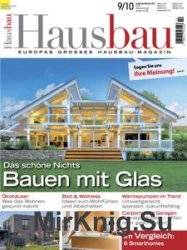 Hausbau - September/Oktober 2016
