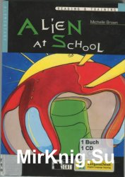 Alien at School (Book + Audio)