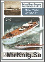 Motor Yacht Oheka II [Schreiber-Bogen]