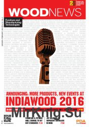 Wood News, January - February 2016 (vol 25 , No 5)
