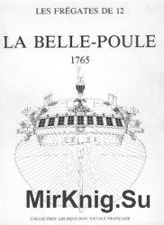 La Belle-Poule 1765 (Les Fregates de 12)