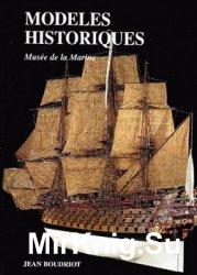 Modeles Historiques au Musee de la Marine