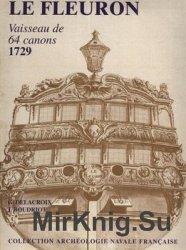 Le Fleuron: Vaisseau de 64 Canons 1729